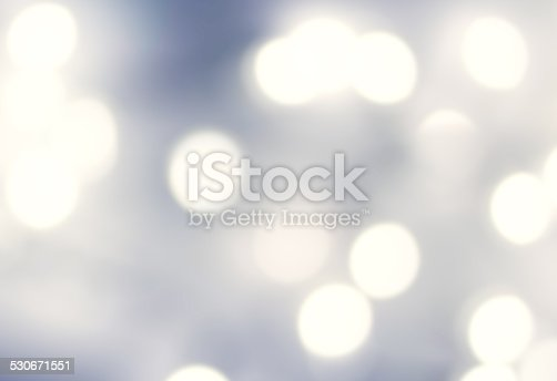 istock Blue Lights Festive Christmas  background with texture. Abstract 530671551