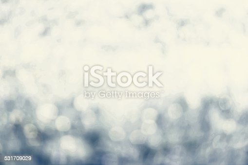 istock Blue Lights Festive Christmas  background with texture. Abstract 531709029