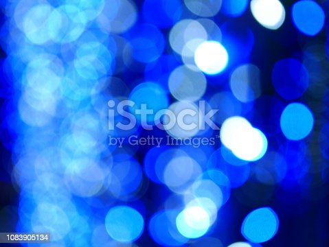 istock Blue lilac bokeh defocused background 1083905134