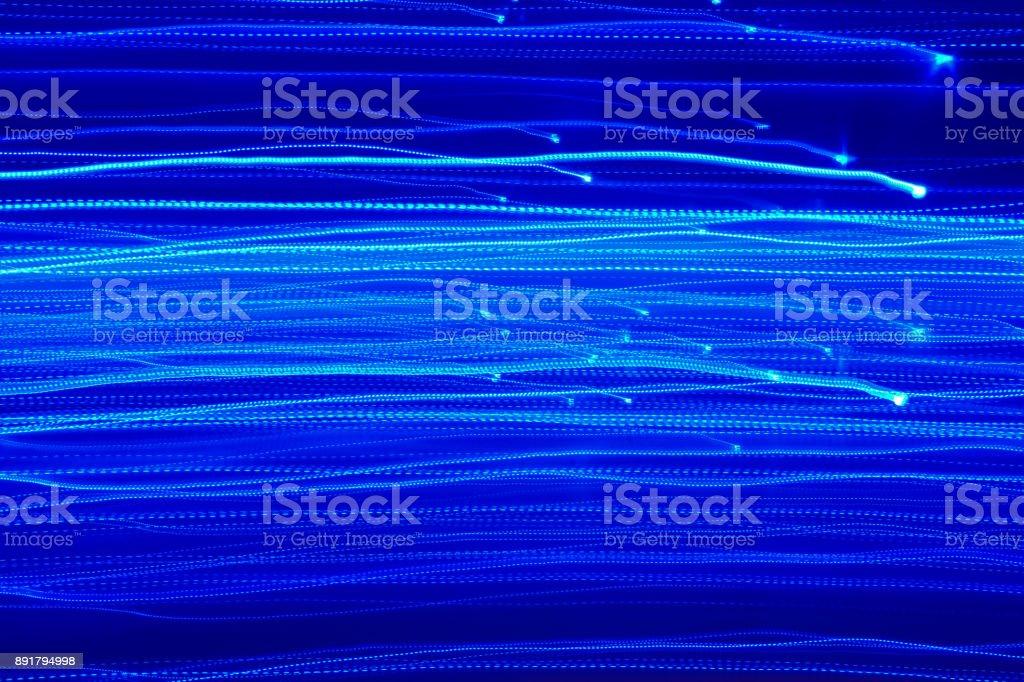 blue line. light material stock photo