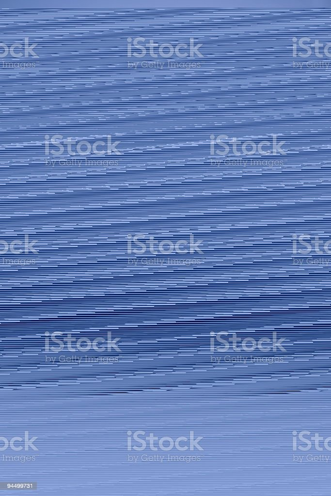 Blue lines background with fading royalty-free stock photo