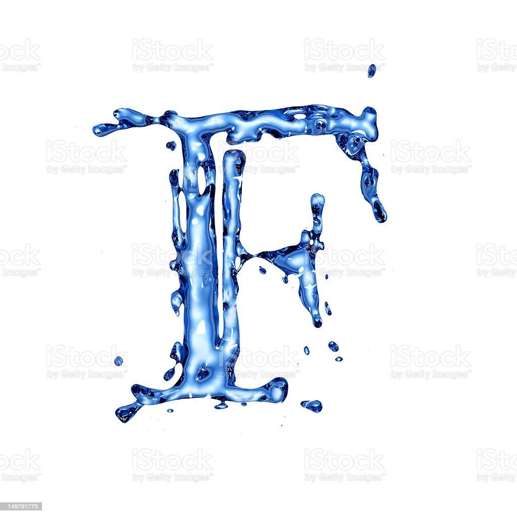 """Résultat de recherche d'images pour """"Lettre f bleu liquide"""""""