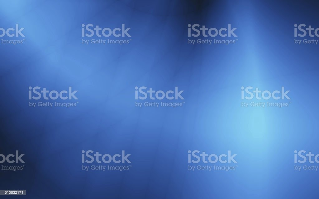 Blue magic abstract sky web background stock photo