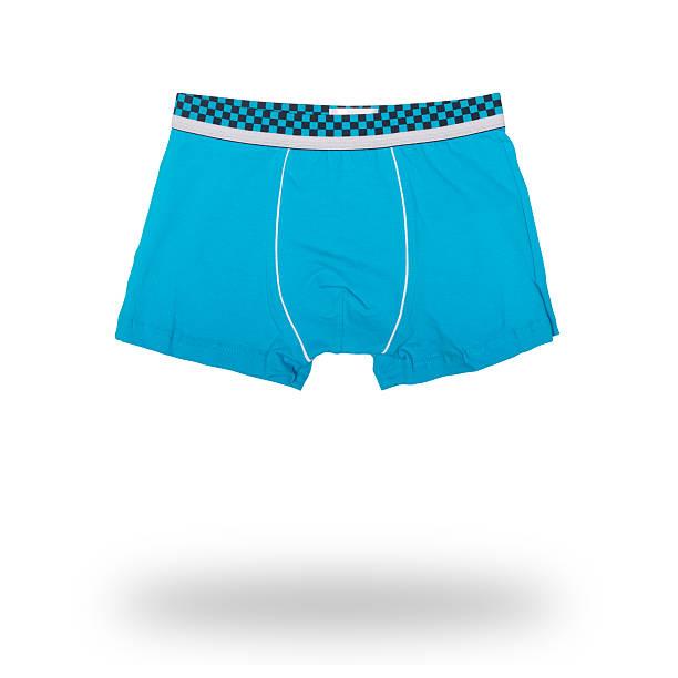 bleu homme boxer - homme slip photos et images de collection