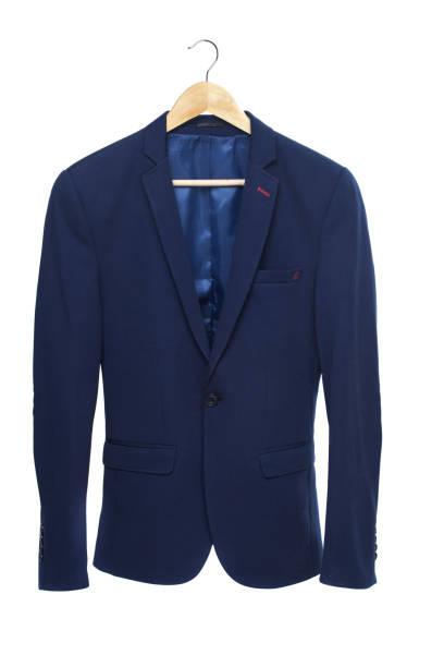 青い男性ジャケット - ジャケット ストックフォトと画像