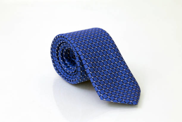blue mens tie - tied up stock pictures, royalty-free photos & images