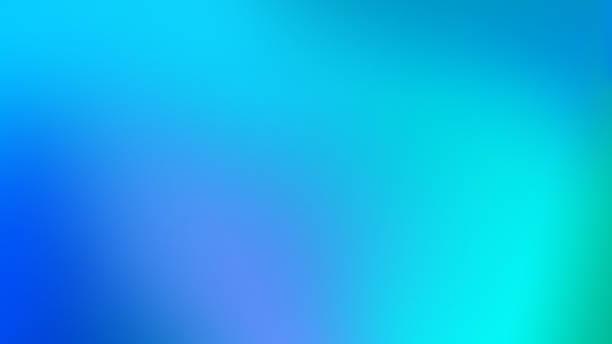 blue mesh gradient blurred motion résumé contexte - bleu photos et images de collection