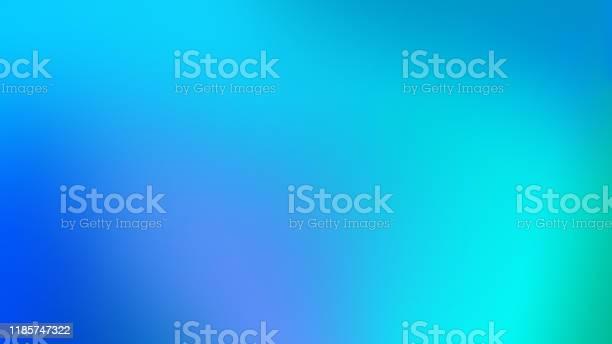 Foto de Fundo Abstrato Borrado Do Gradiente De Malha Azul e mais fotos de stock de Abstrato