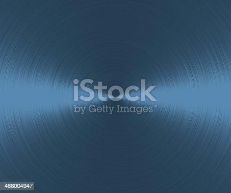 istock Blue metal texture 466004947
