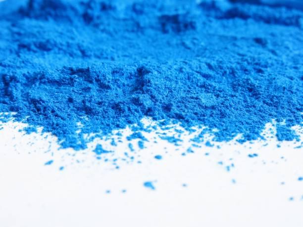 Blue Mica Pigment Powder – zdjęcie
