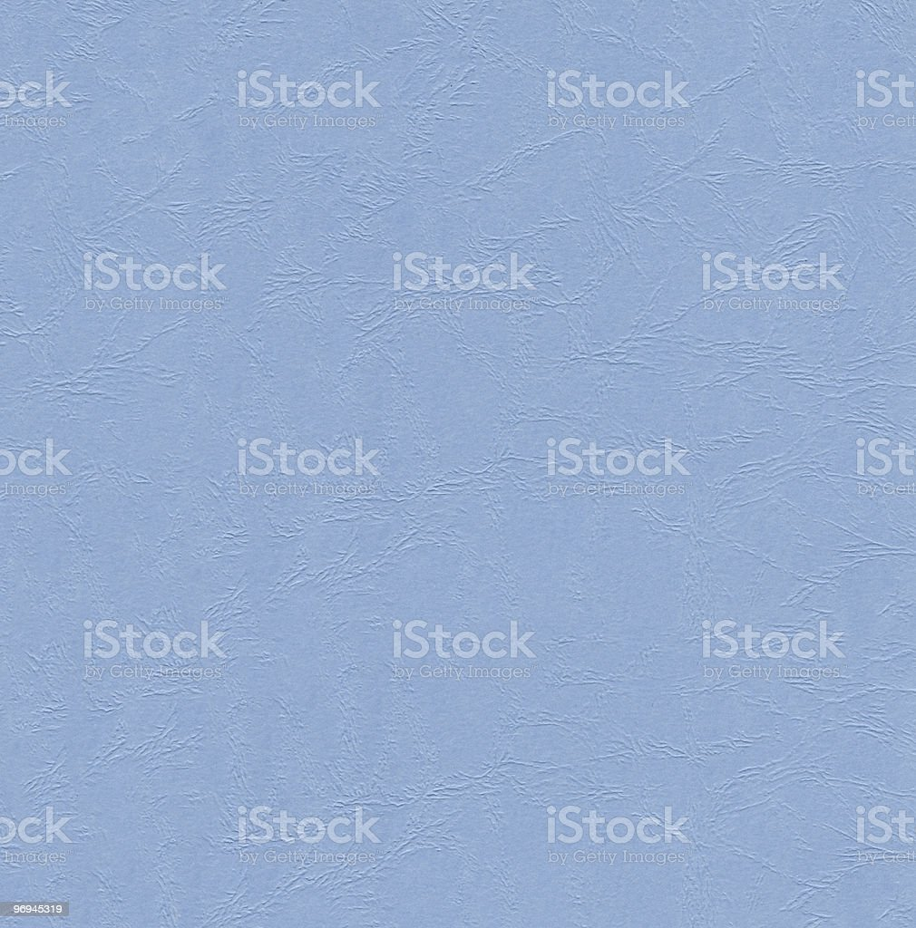 Blue Molded Paper Texture XXL royalty-free stock photo