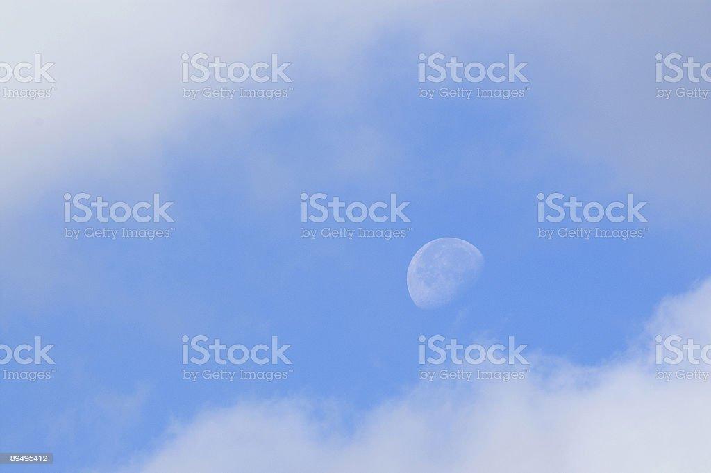Blue Moon zbiór zdjęć royalty-free