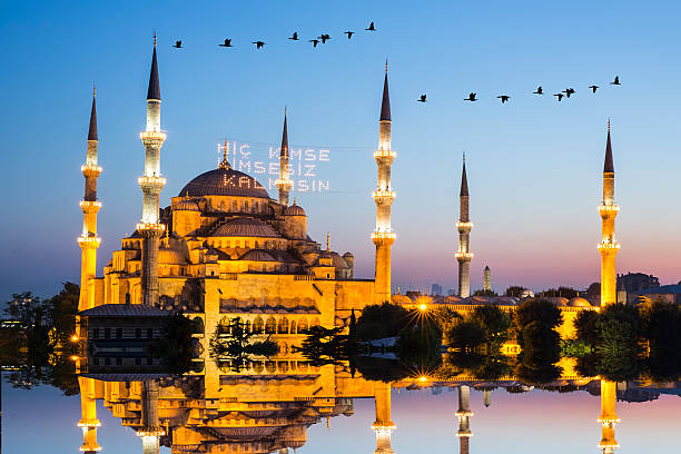 Blauen Moschee und der hagia sophia – Foto