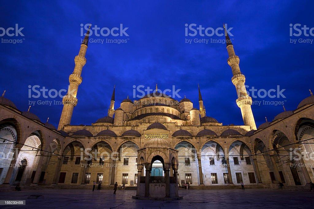Blaue Moschee in Istanbul, Türkei – Foto