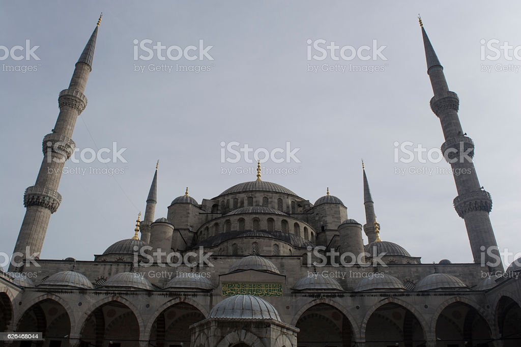 Blue Mosque/istanbul stock photo