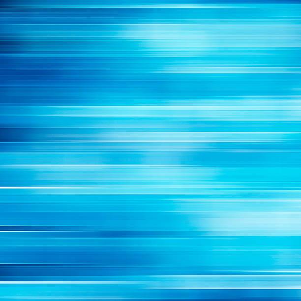 ブルーモーションブラー抽象的な背景 ストックフォト
