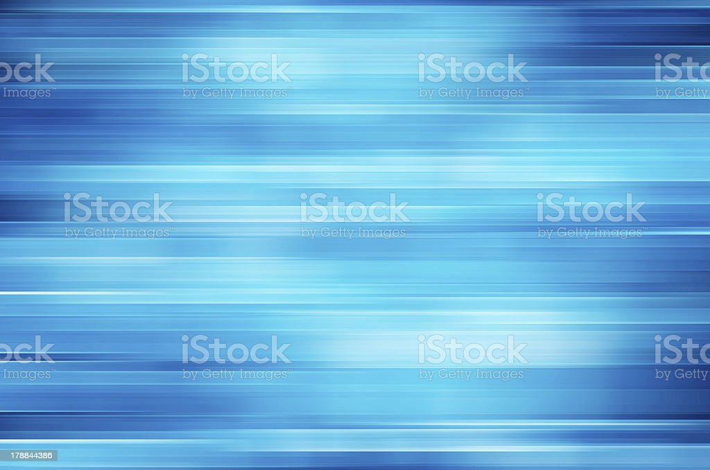 Blue motion blur abstract background royalty-free stock photo