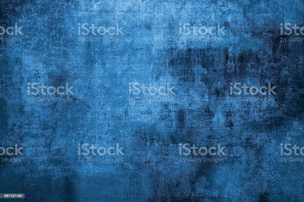 Blue Motled Background Abstract Wallpaper Pattern stock photo
