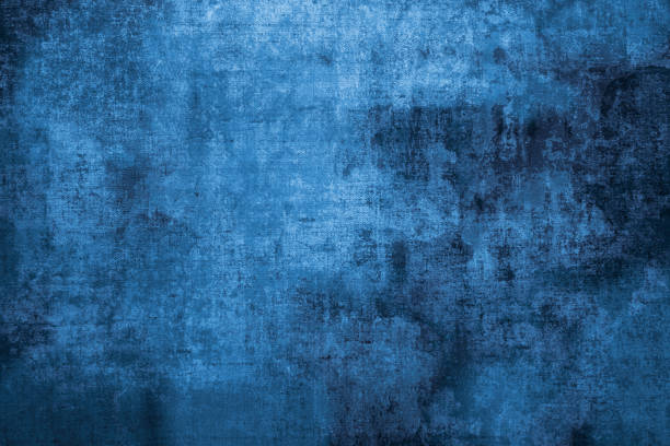 Blue Motled Background Abstract Wallpaper Pattern - foto stock