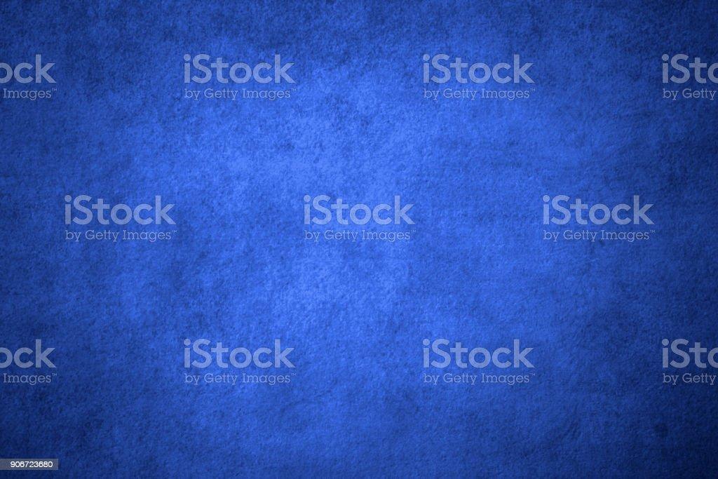 Modèle de papier peint abstrait fond marbré bleu - Photo