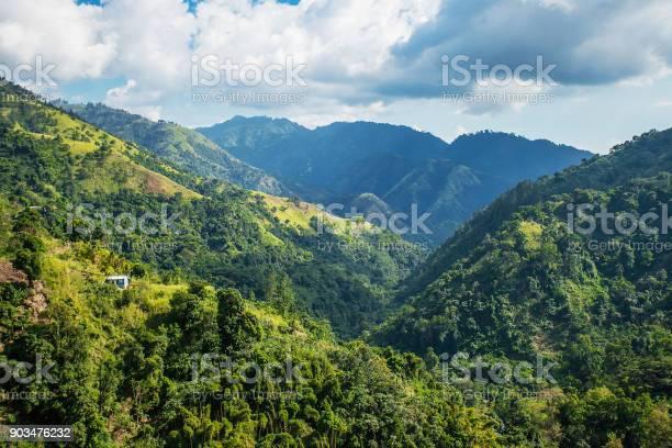 Blue mountains of jamaica where coffee is grown picture id903476232?b=1&k=6&m=903476232&s=612x612&h=vzxrmetwngxxddcbowumgqnkjtsz9ib3dzgqf84uxb0=