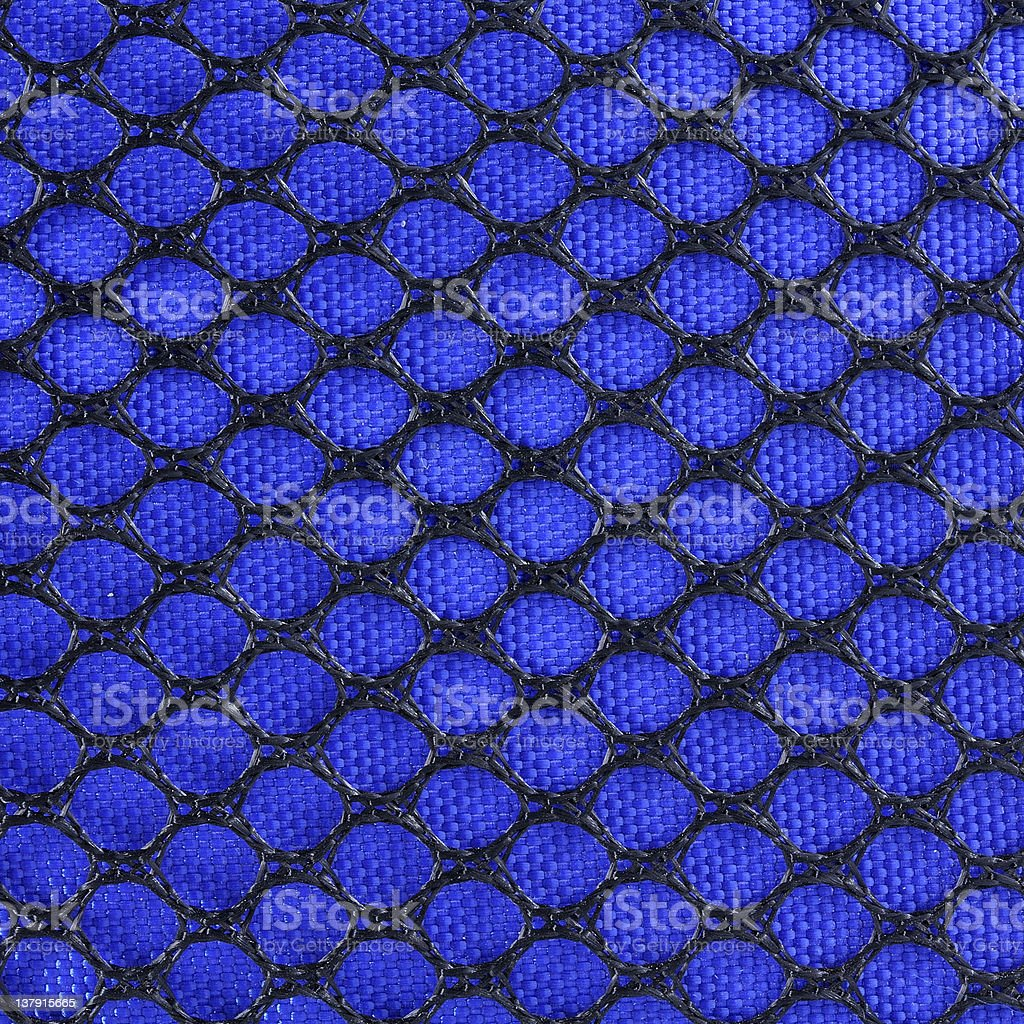 Blue net background royalty-free stock photo