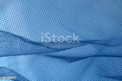 Abstract background, effortless fabric close-up