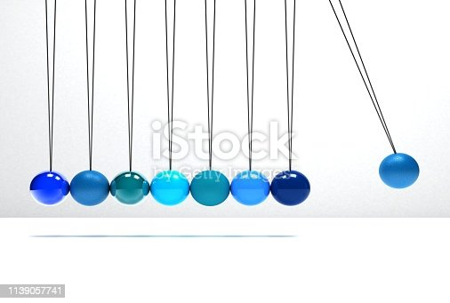 istock blue newton balance 1139057741