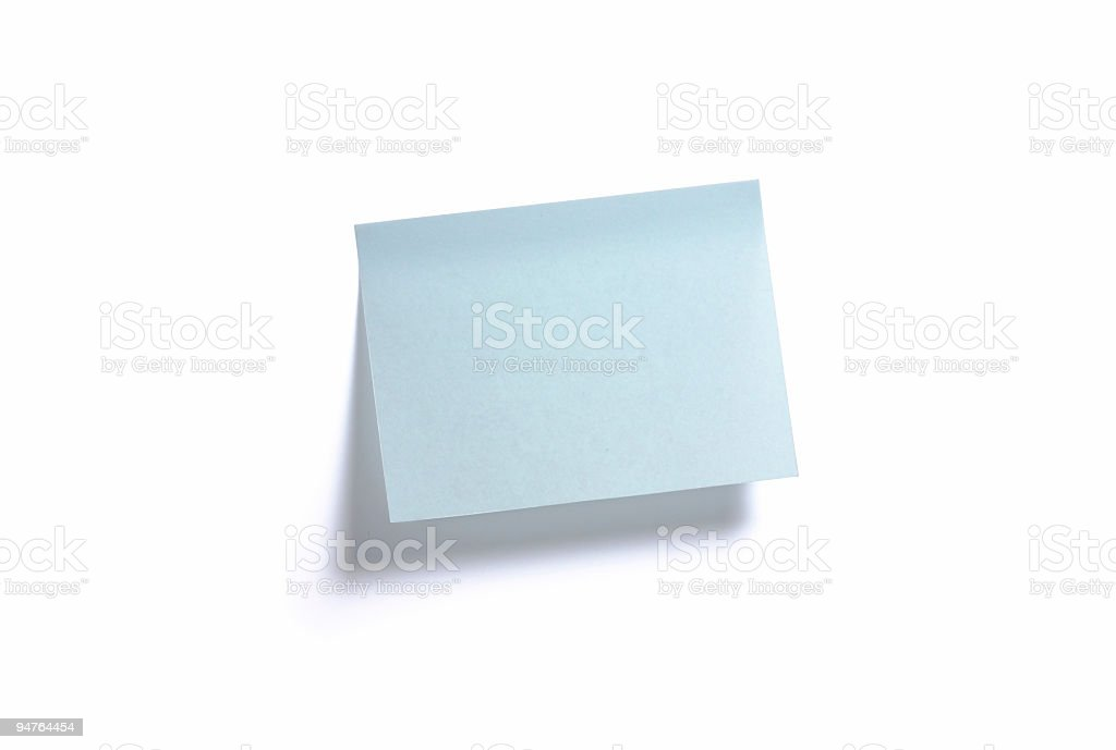 blue note stock photo