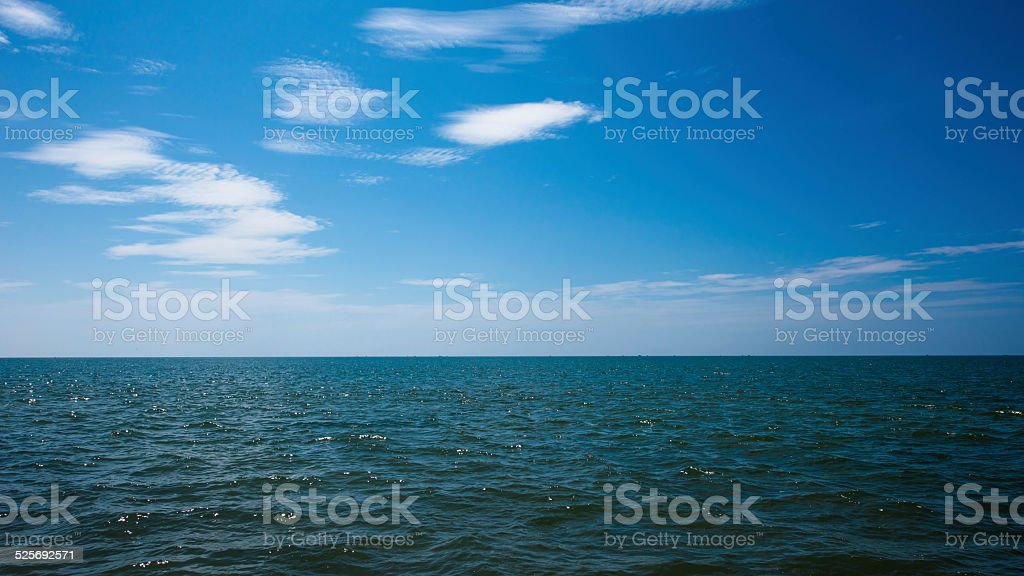 Blue Ocean stock photo