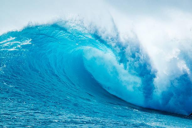Blau Ozean Wave – Foto