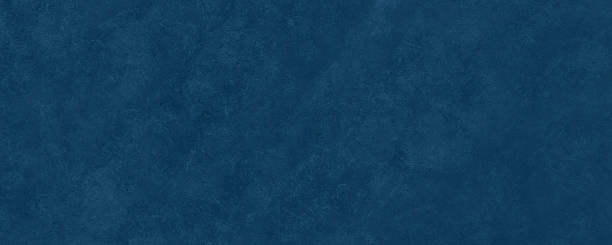 blue paint abstract background - foto stock