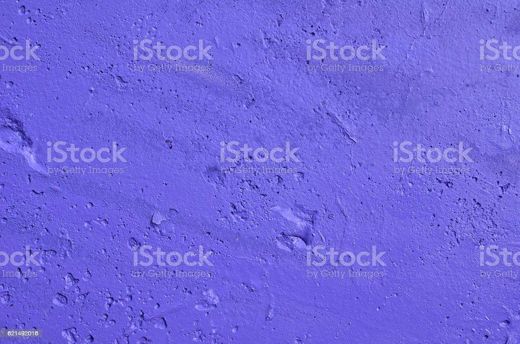 Fond de peinture bleue photo libre de droits