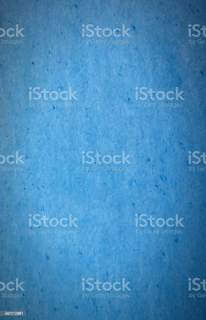 Blue painted metallic background stock photo