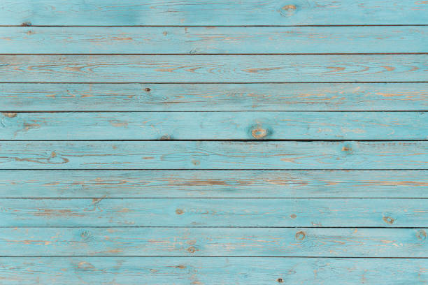blue painted wooden planks, background, texture blue painted horizontal wooden planks, background, texture turquoise colored stock pictures, royalty-free photos & images