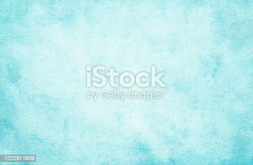 Blue paper abstract background