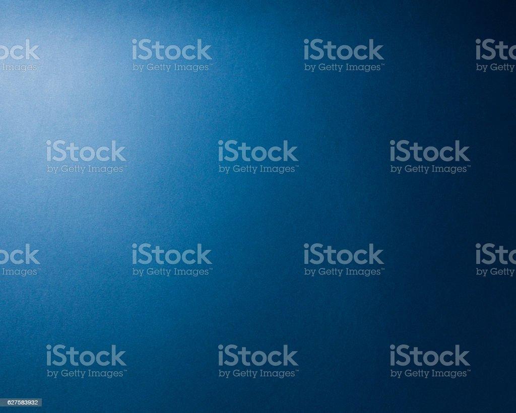 Blauem Papier Hintergrund  – Foto