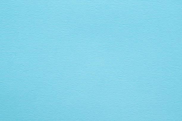 textura de papel azul fondo fibras grano vacío - foto de stock