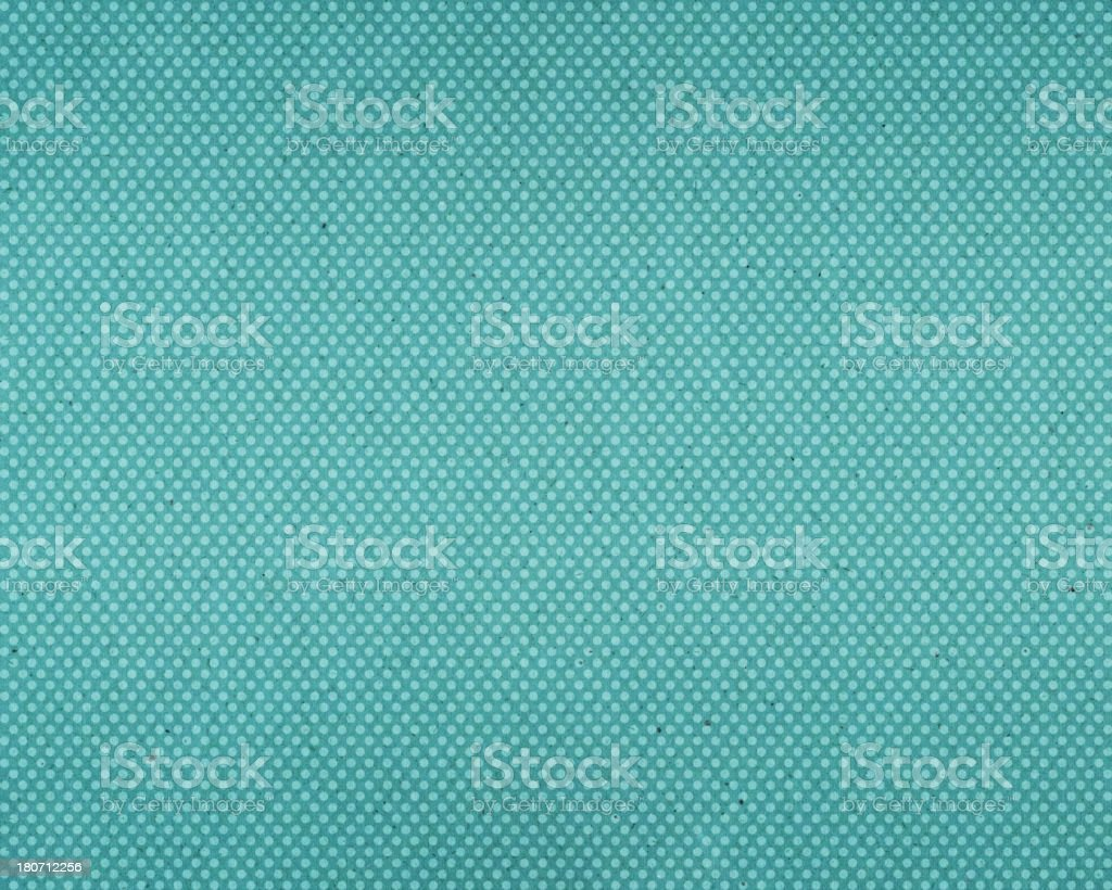 blue paper with small white dots royalty-free stock photo