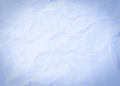 istock Blue pastel color paper texture background. 543814654