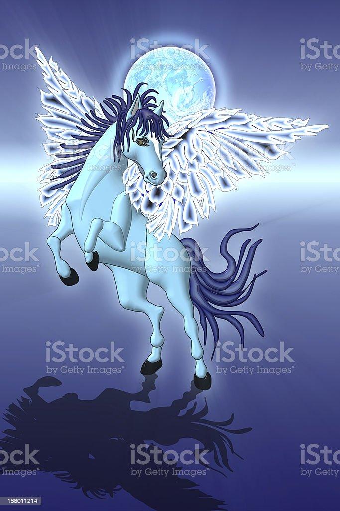 Blaues Pegasus – Foto