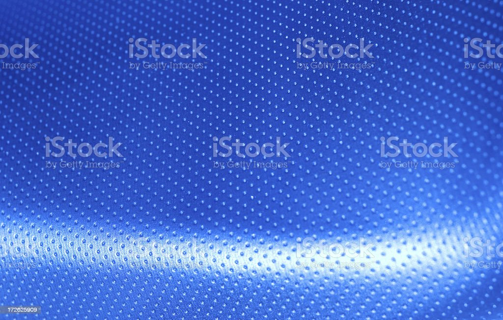 Blue Pelted Background stock photo