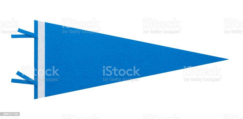 Penant azul - foto de stock