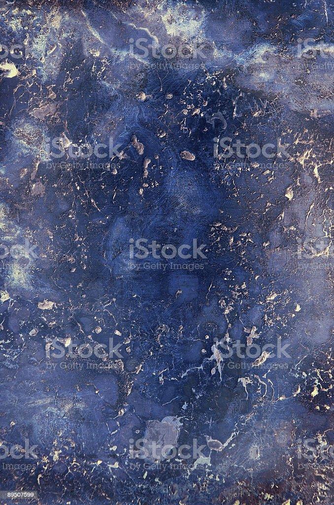 Bleu photo libre de droits