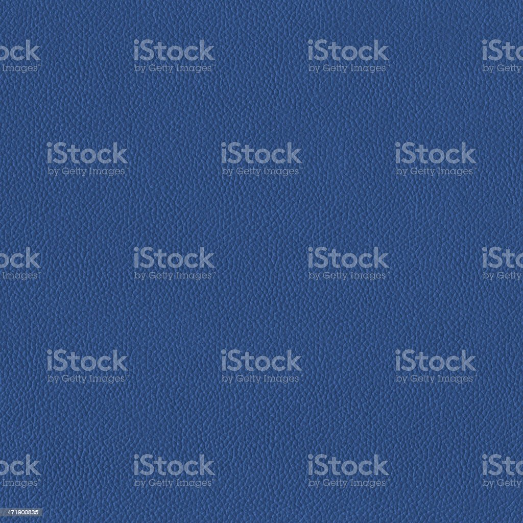 Blue Pig Napa Leather Texture Sample royalty-free stock photo