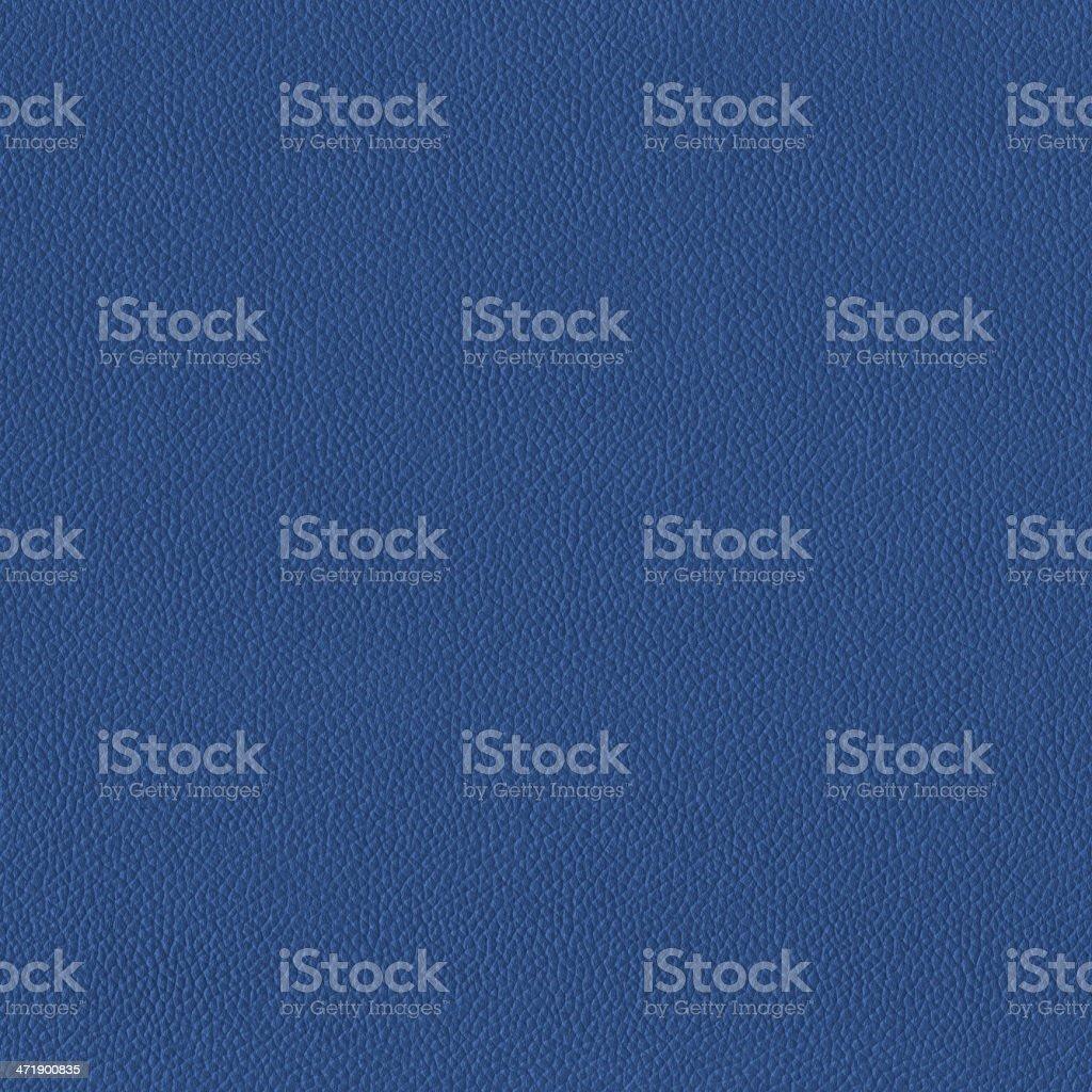 Blue Pig Napa Leather Texture Sample stock photo