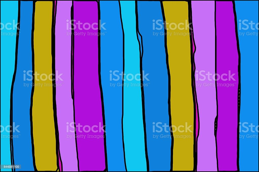 blue pink yellow purple painting background stock photo