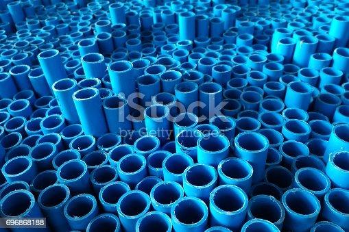 istock blue pipe 696868188