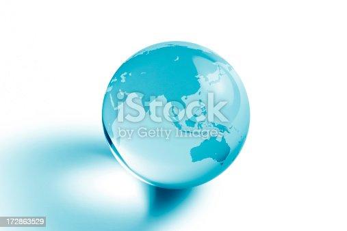 istock Blue Planet - Asia and Australia 172863529
