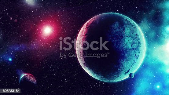 istock Blue Red Galaxy 606233184